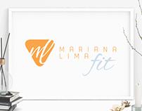 Identidade Visual Mariana Lima Fit