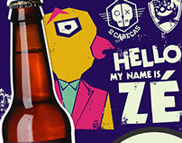 Newsletter - Hello My Name Is Zé