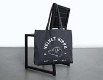 Velvet Hippo Branding