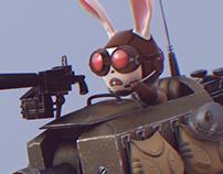 Wyld Rabbits - STOMPER
