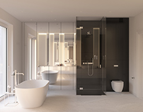 Calacatta Bathroom