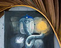 Prāṇāyāma | Painting
