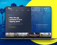 GigMindset | Web Ui/Ux Design & Development