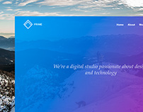 Prime - Webdesign