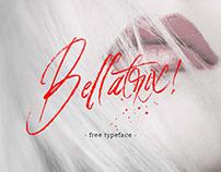 Bellatrix Free Typeface