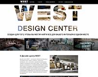 Корпоративный сайт по продаже премиальной мебели