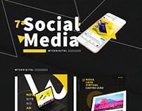 Social Media - WTEK 2019