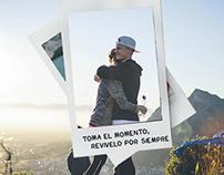 Fujifilm Instax Add Campaign