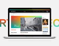 Art Project Website