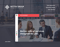 Hittin Group® Website