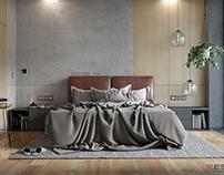 RESPIX STUDIO - BED ROOM -
