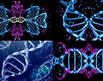 Glass DNA - VJ Loop Pack (5in1)