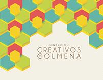 Graphic Identity | Creativos en Colmena