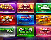 The New Video Poker & Blackjack Casino 2.0