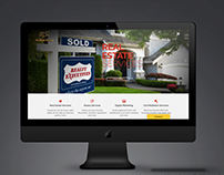 Realty Services Website Design