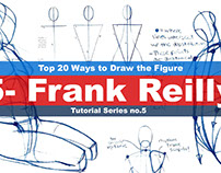 Top 20 Ways to Draw the Figure (5-Frank Reilly)