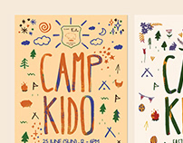 Camp Kido Posters