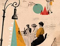Collage - Ganas de Malasaña