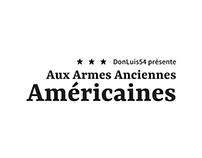 Aux Armes Anciennes Américaines - 2016