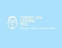 Director / Animator Reel 2015