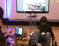 VR Rides - Mixed reality for senior wellbeing