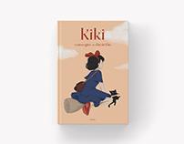 Kiki - Book Cover Design