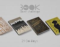 30 days book cover challenge – last ten