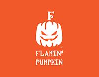 Branding Logo Flamin´Pumpkin