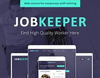 Job Keeper - hire and rent staff
