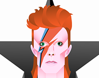 Tribute Bowie