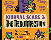 Journal Scare 2: The Resurrection