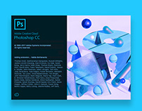 Adobe Splash Screen Concepts | Digtial Art