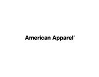 American Apparel campaign
