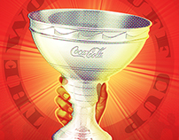 Coca Cola - The Woodruff Cup 2014