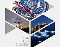 Arts And Gadgets 13-10-2015