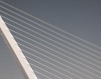 Puente del Alamillo / Sevilla, Spain