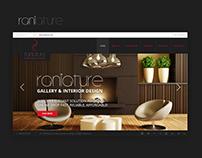 Raniature Website Project