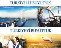 Halkbank/ Giant Projects Campaing