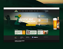 Radegast website