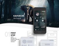 App UI-UX Design