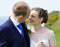 SARAH & DAVID'S WEDDING