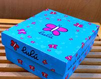 Lulú - Packaging