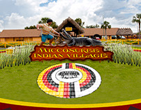 Miccosukee Indian Village Revamp