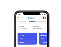 Creditas - Personal Financial Advisor