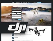 LP - Web Design & Programming DJI Repair Service