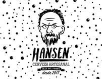 Hansen Craft Beer - Logo & Branding