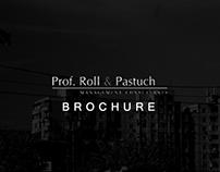Prof. Roll & Pastuch - Brochure Design