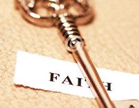 Faith is the key. Daily meditations