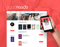 Gooodreads Redesign
