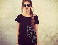 DWYL - Anonbrand T-Shirt Design Collab
